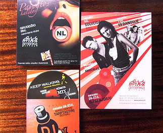 Event Promotional Brochures