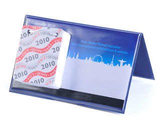 Notepad Desk Calender