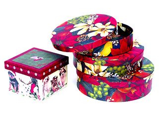 Gift Box & Jewellary Boxes-22