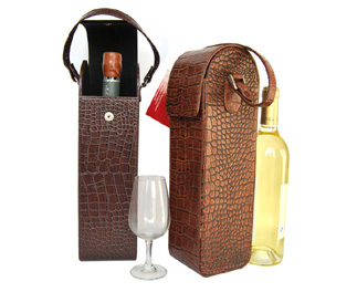 Leather Wine Box-3