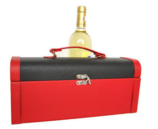 Leather Wine Box-6