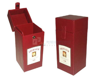 Leather Wine Box-15