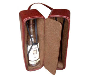 Leather Wine Box-21