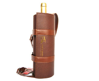 Leather Wine Box-29