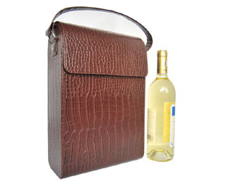 Leather Wine Box-30