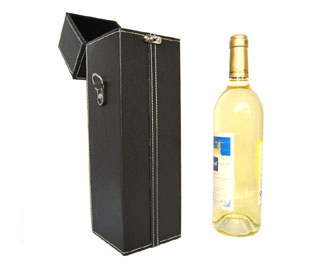 Leather Wine Box-32