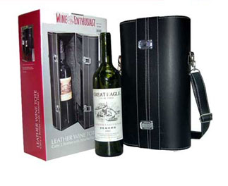 Leather Wine Box-35