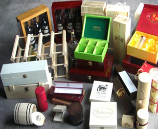 Various Sizes wine boxes