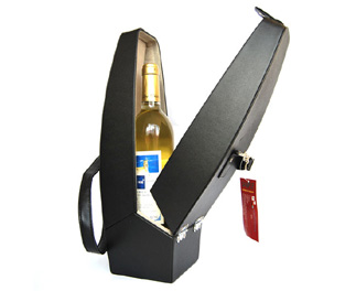 Leather Wine Box-40